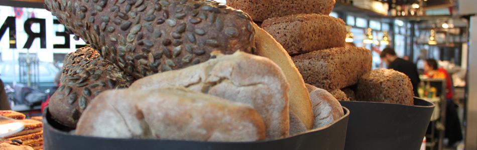friskbagt brød fougaz Brød uden gær